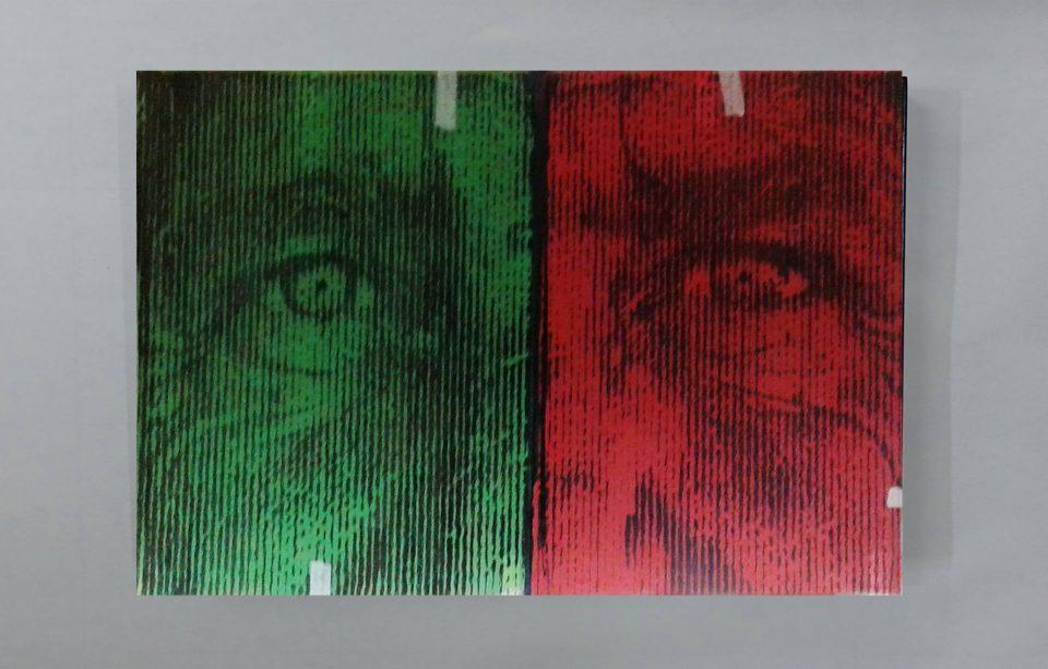 Mr Jones v1.5 in Red + Green